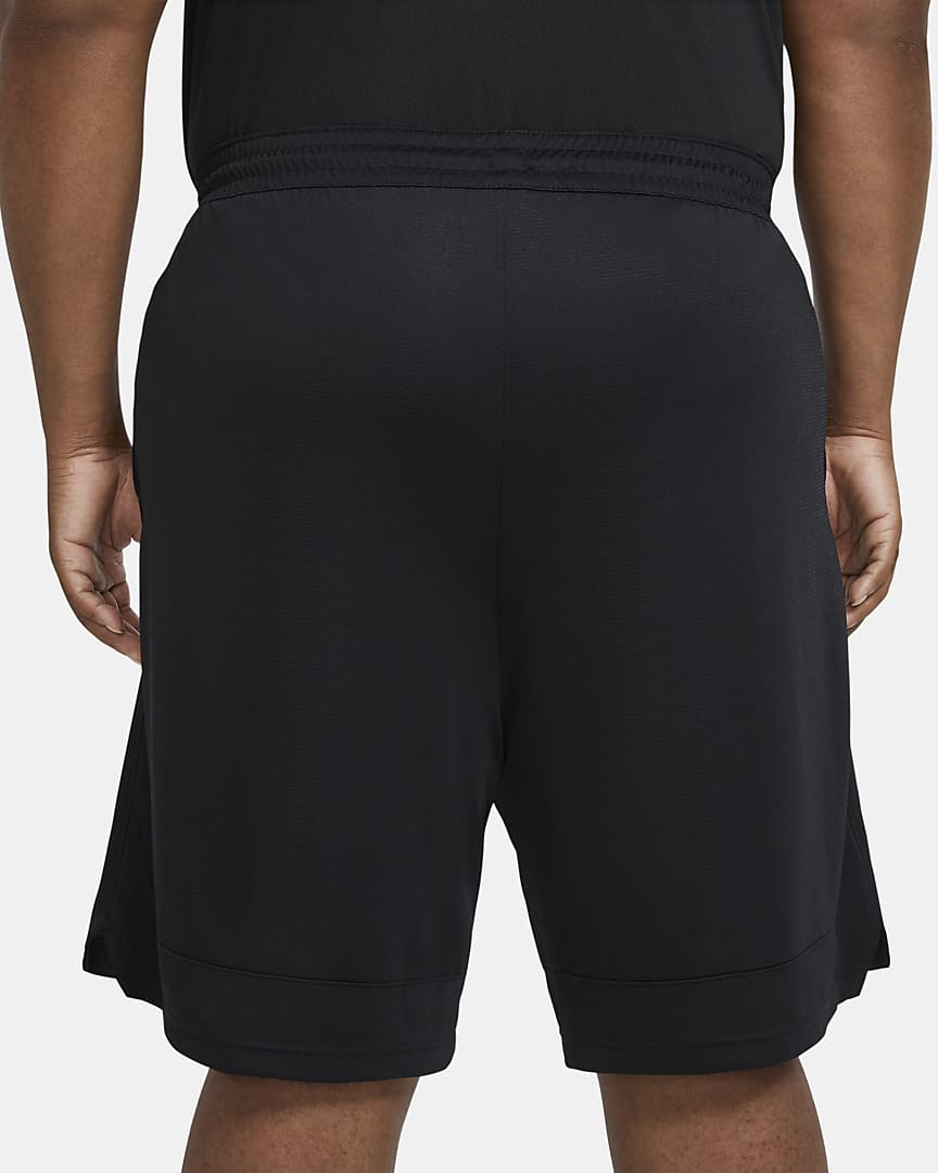 Nike Dri-FIT Icon Men\'s Basketball Shorts Black/Black/White