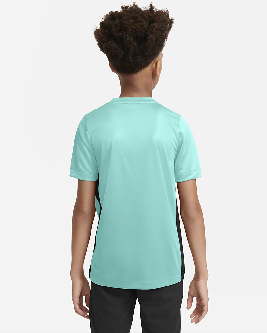 Nike Trophy Big Kids\' (Boys\') Short-Sleeve Graphic Top Tropical Twist/Black/University Red/Black