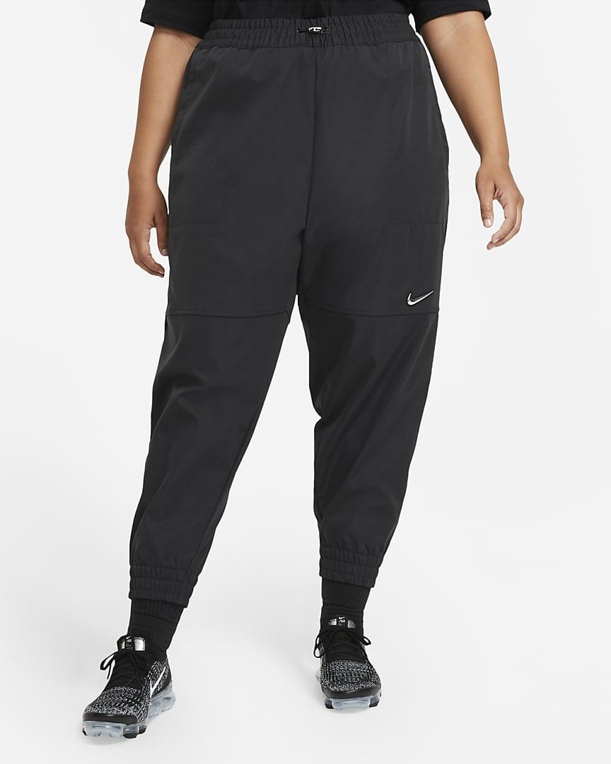 Nike Sportswear Swoosh Women\'s Pants (Plus Size) Black