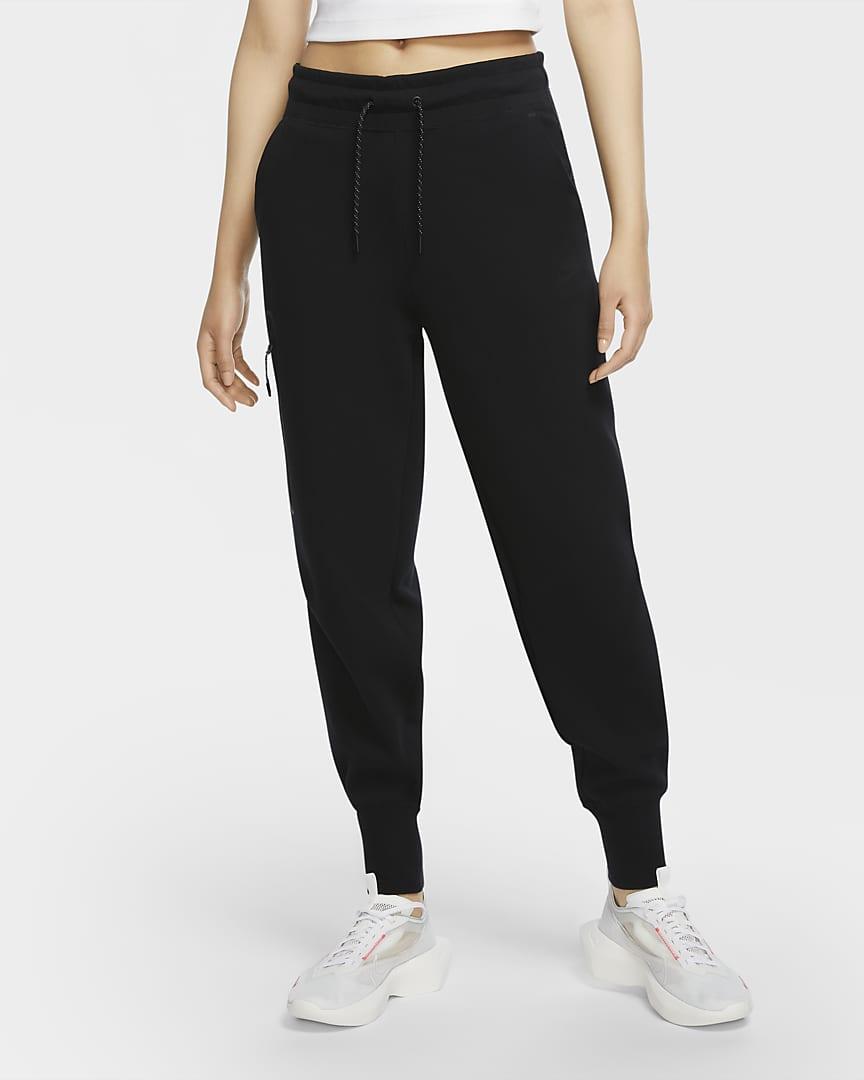 Nike Sportswear Tech Fleece Women\'s Pants Black/Black