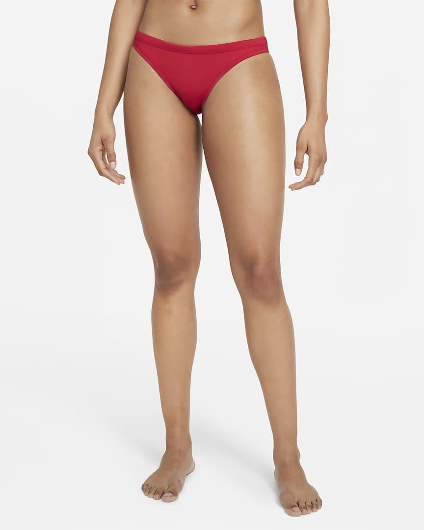 Nike Essential Women\'s Racerback Bikini University Red