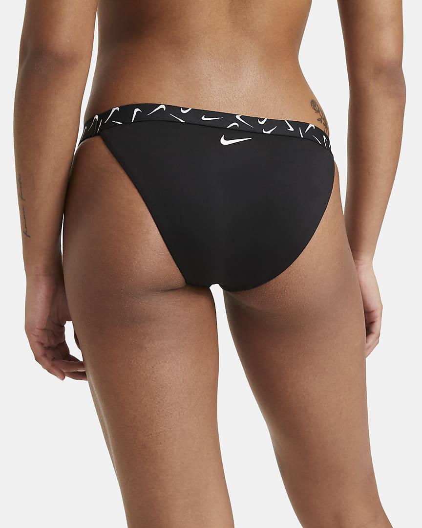 Nike Women\'s Bikini Bottom Black