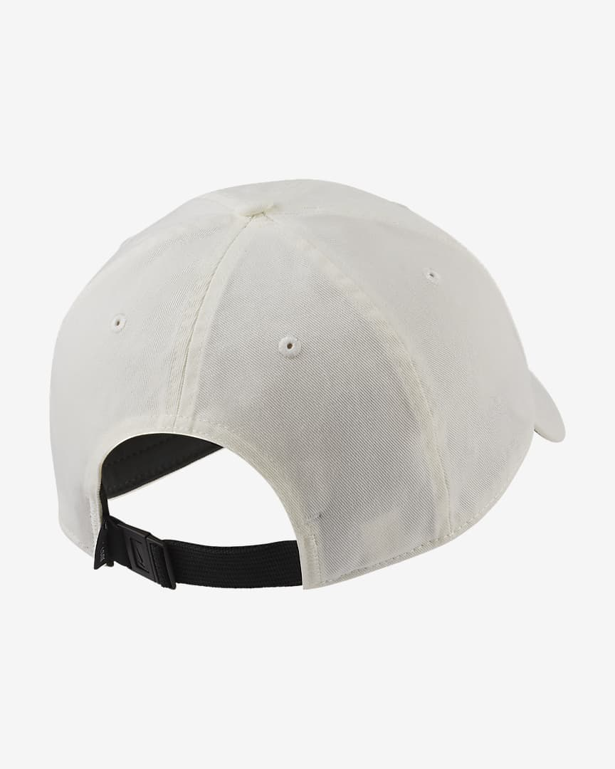 Nike Heritage86 Washed Golf Hat Sail/Anthracite/Black