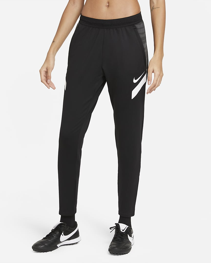 Nike Dri-FIT Strike Women\'s Soccer Pants Black/Anthracite/White/White