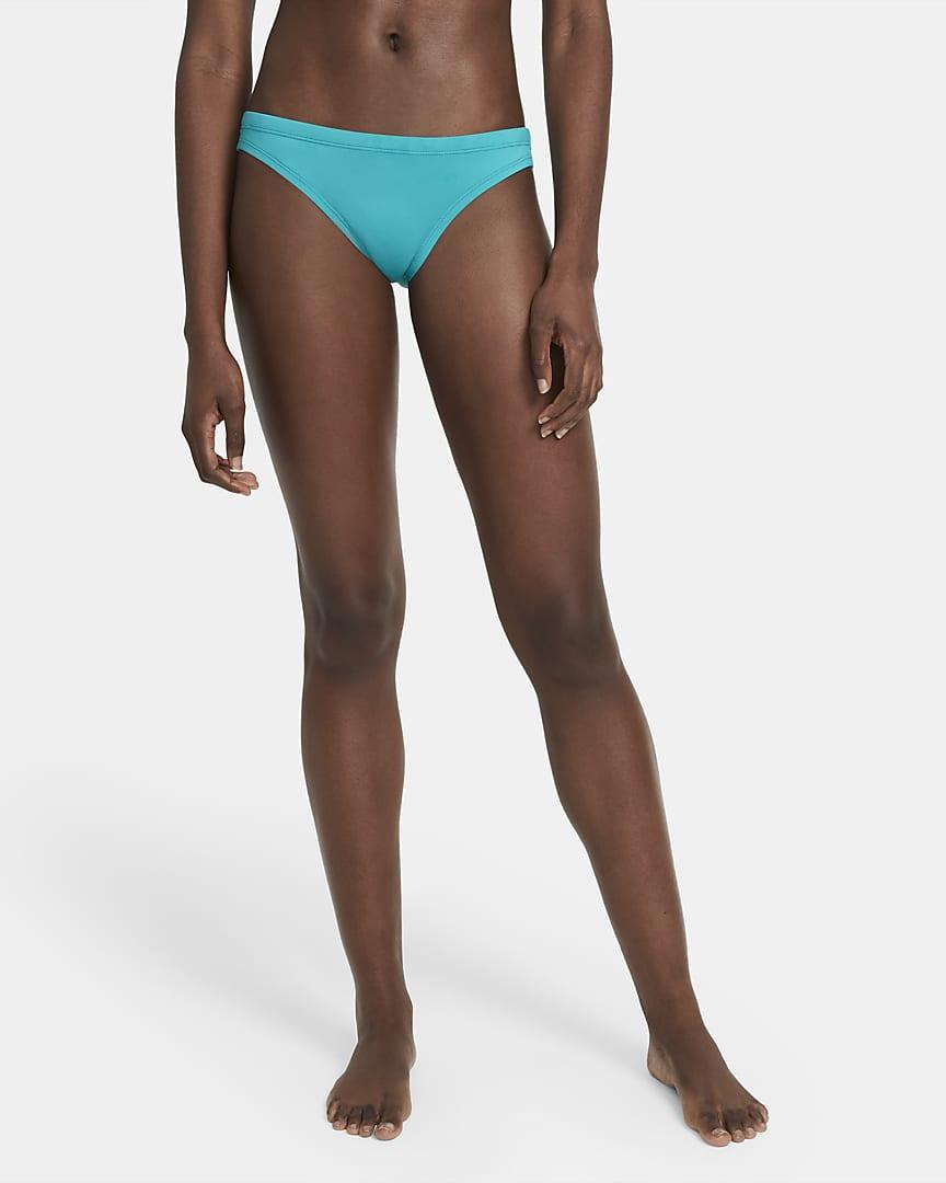 Nike Essential Women\'s Racerback Bikini Aquamarine