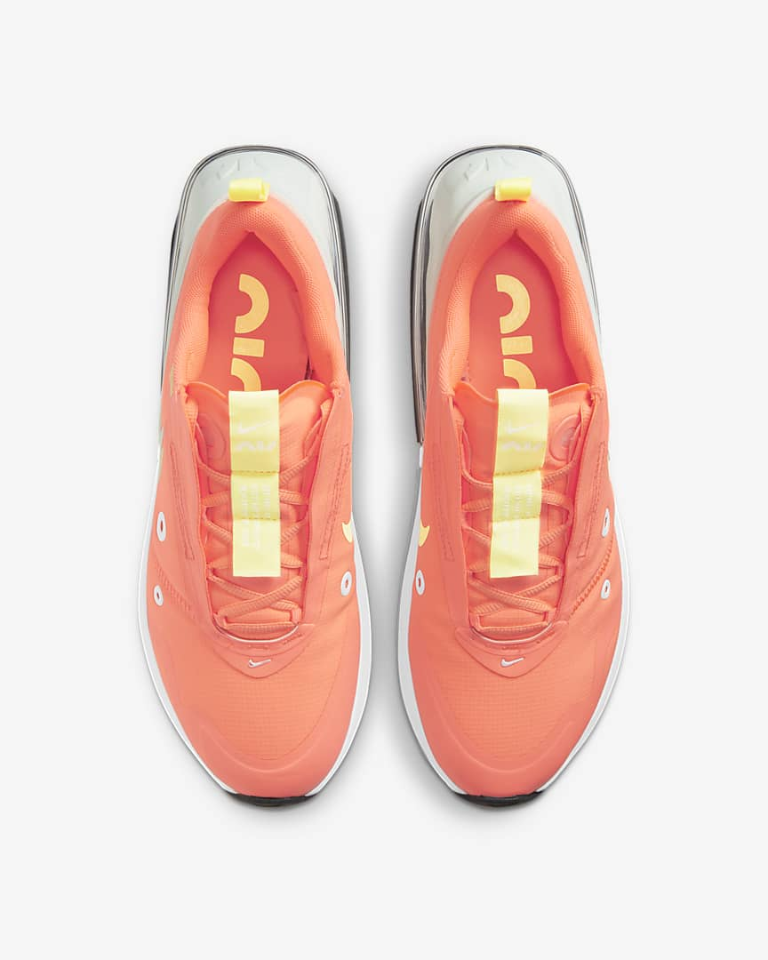 Nike Air Max Up Women\'s Shoes Bright Mango/Light Zitron/Barely Green/White