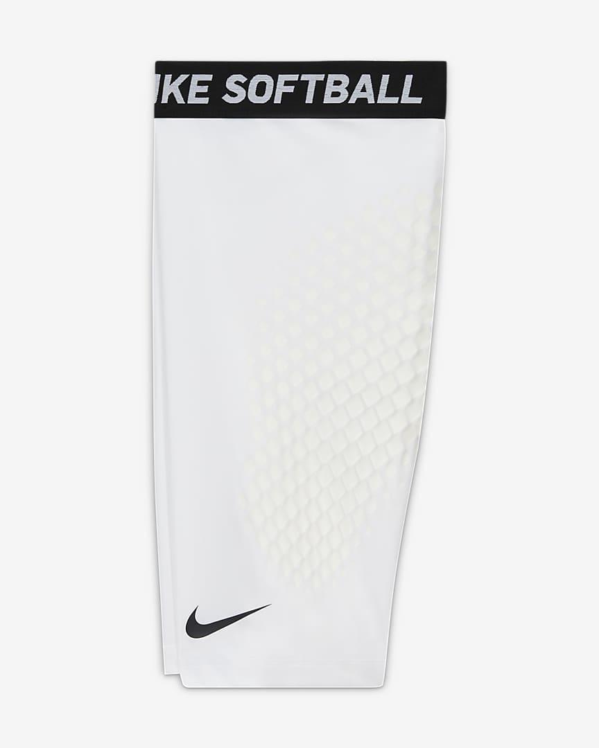 Nike Dri-FIT Women\'s Slider Softball Shorts Team White/Team Black