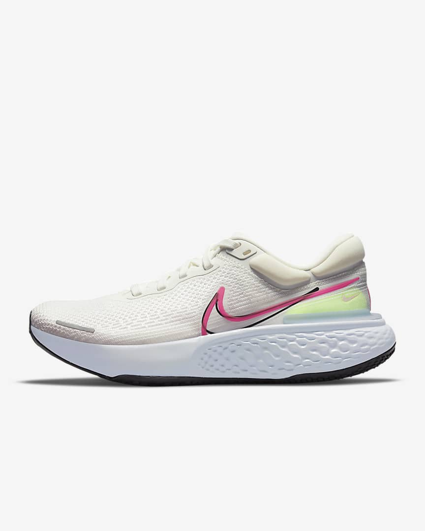 Nike ZoomX Invincible Run Flyknit Men\'s Running Shoe Phantom/Football Grey/Volt/Black