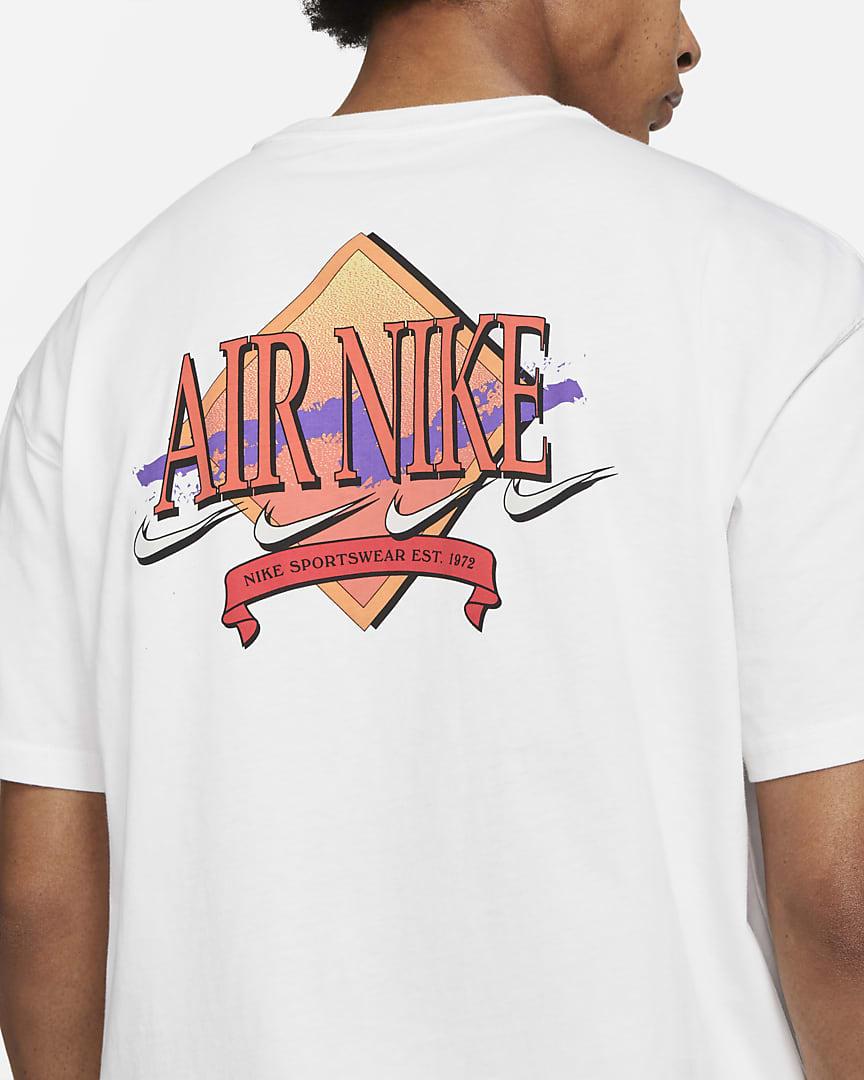 Nike Sportswear Men\'s T-Shirt White