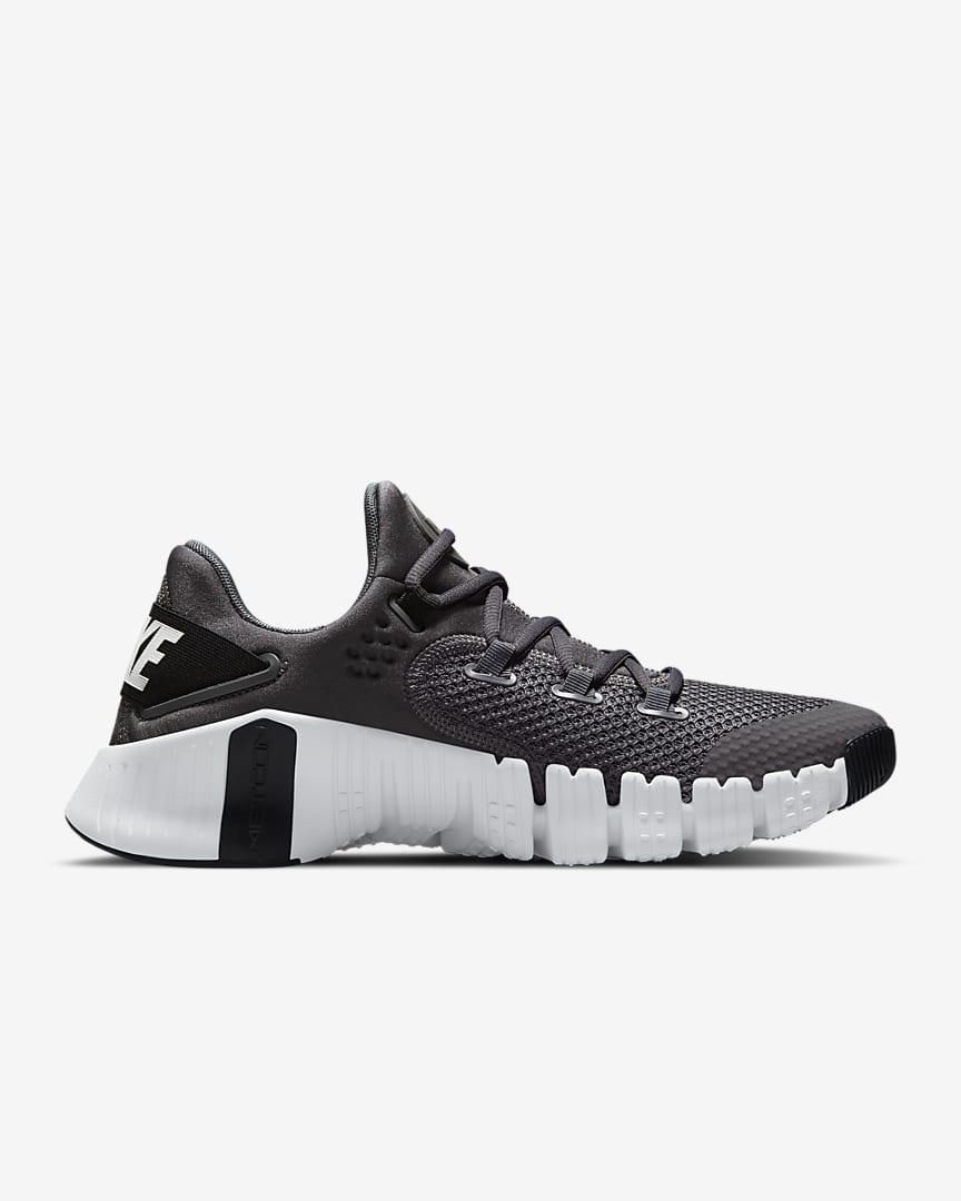 Nike Free Metcon 4 Training Shoe Iron Grey/Grey Fog/White/Black