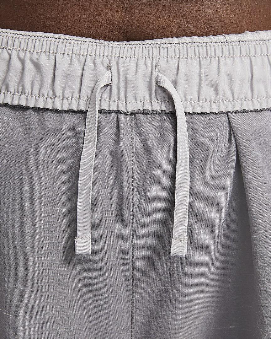 Nike Tempo Women\'s Heathered Running Shorts (Plus Size) Atmosphere Grey/Atmosphere Grey/Wolf Grey
