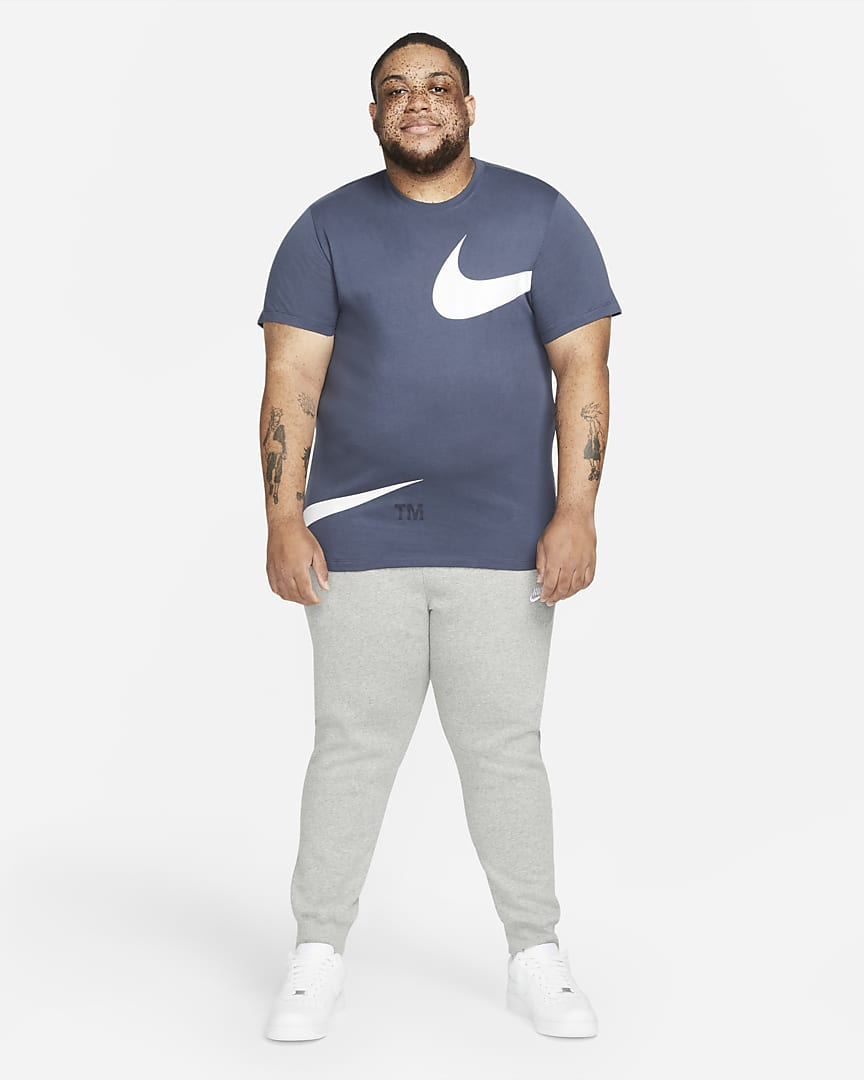 Nike Sportswear Men\'s T-Shirt Thunder Blue