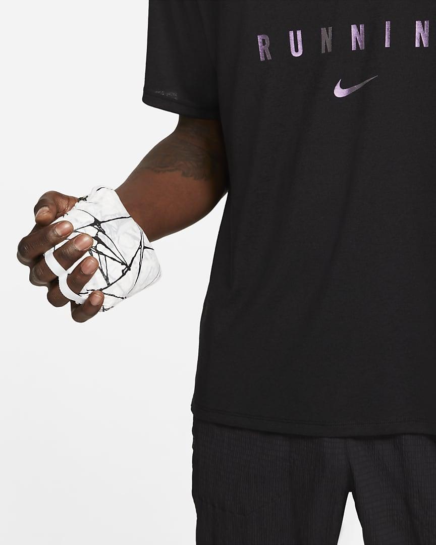 Nike Run Division Pinnacle Men\'s Running Jacket White/White