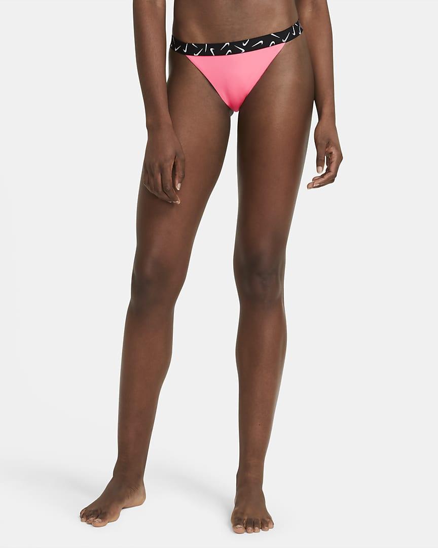 Nike Women\'s Bikini Bottom Sunset Pulse