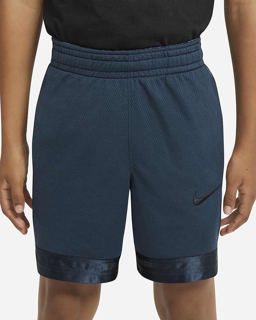 Nike Boys' Dri-Fit Elite Basketball Shorts
