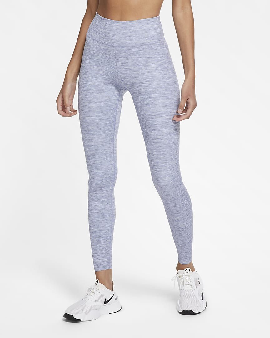 Mid-Rise Leggings Nike One Luxe