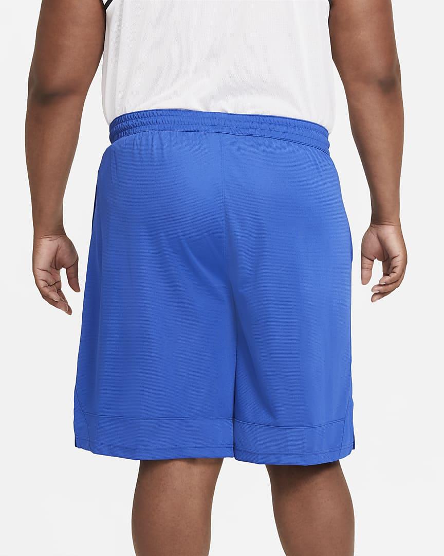 Nike Dri-FIT Icon Men\'s Basketball Shorts Game Royal/Game Royal/Black