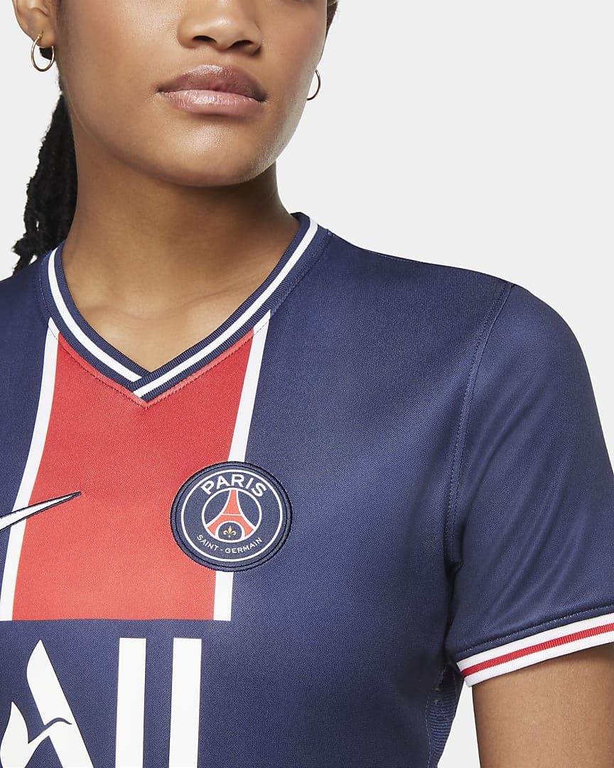 Paris Saint-Germain 2020/21 Stadium Home Women\'s Soccer Jersey Midnight Navy/White