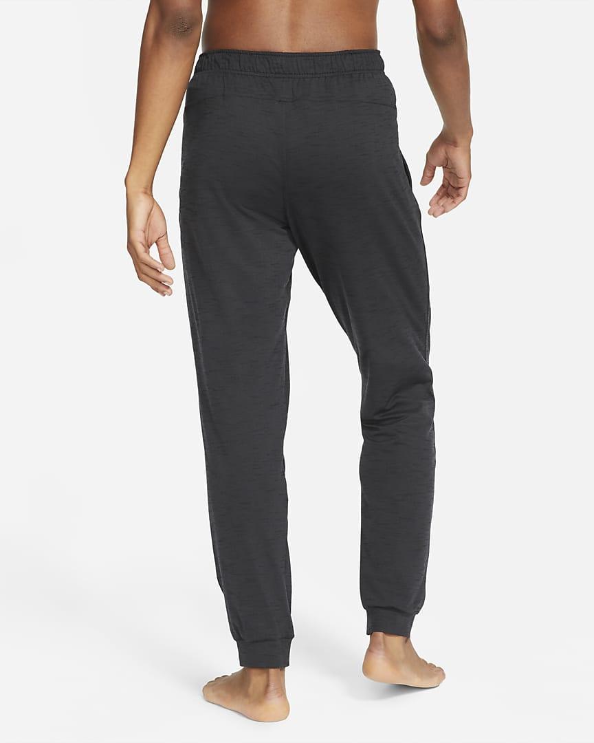 Nike Yoga Dri-FIT Men\'s Pants Off Noir/Black