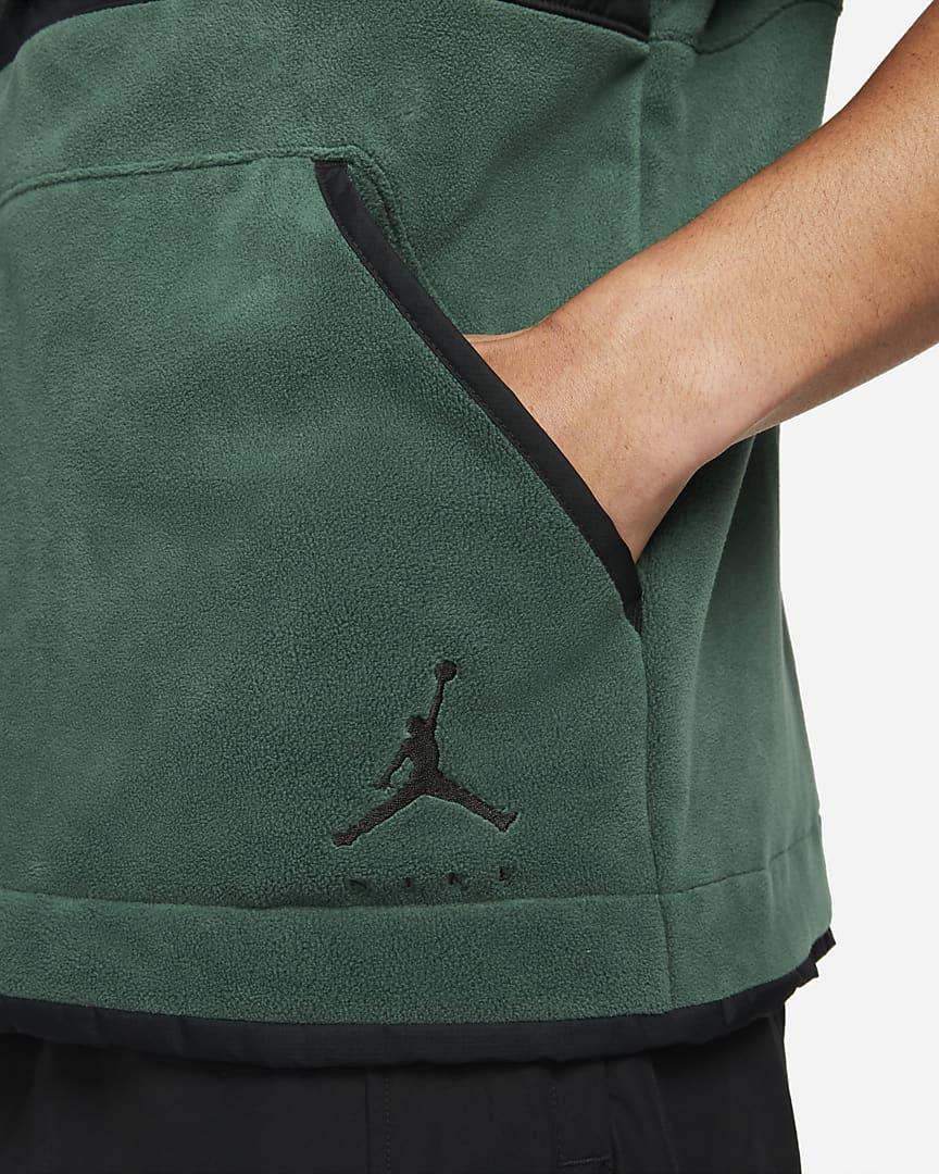 Jordan Jumpman Men\'s Vest Noble Green/Black