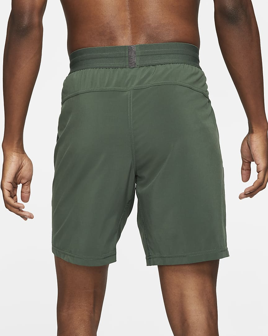 Nike Yoga Dri-FIT Men\'s Shorts Galactic Jade
