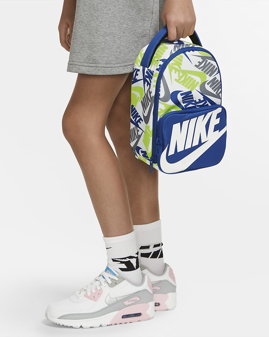 Nike Fuel Pack Lunch Bag Game Royal/White