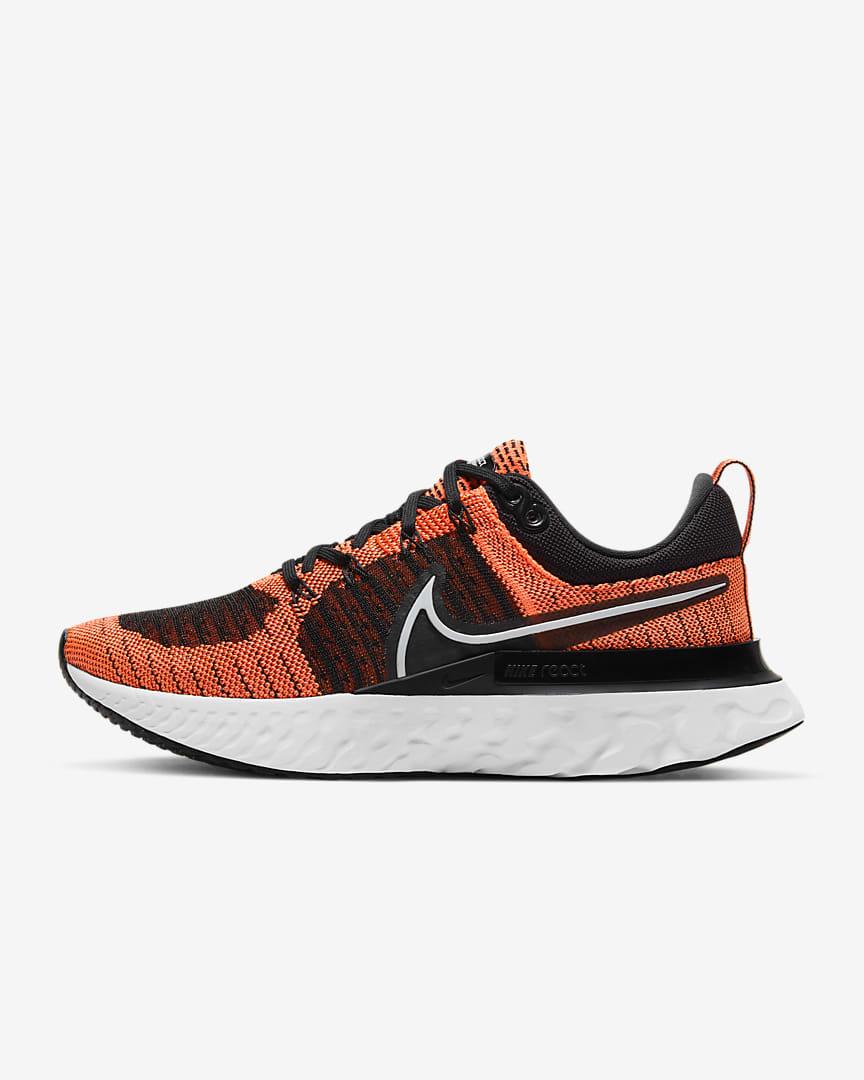 Nike React Infinity Run Flyknit 2 rojas
