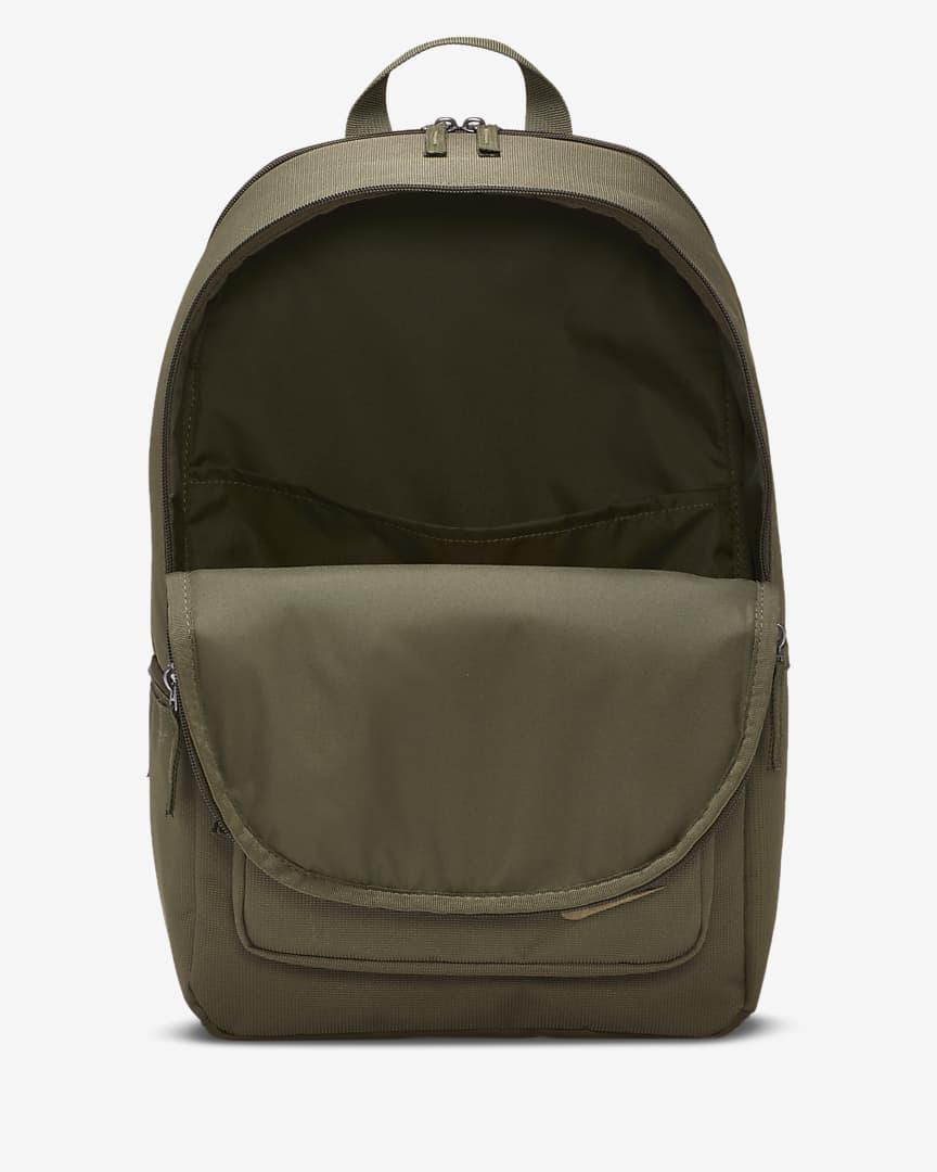 Nike Heritage Eugene Backpack Cargo Khaki/Cargo Khaki/Cargo Khaki