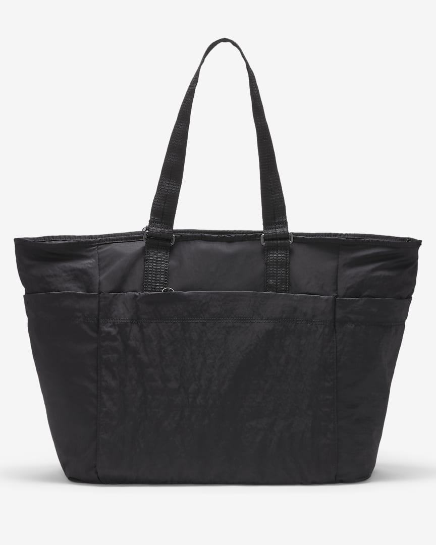 Nike One Luxe Serena Design Crew Women\'s Tennis Tote Black/Black/Clear
