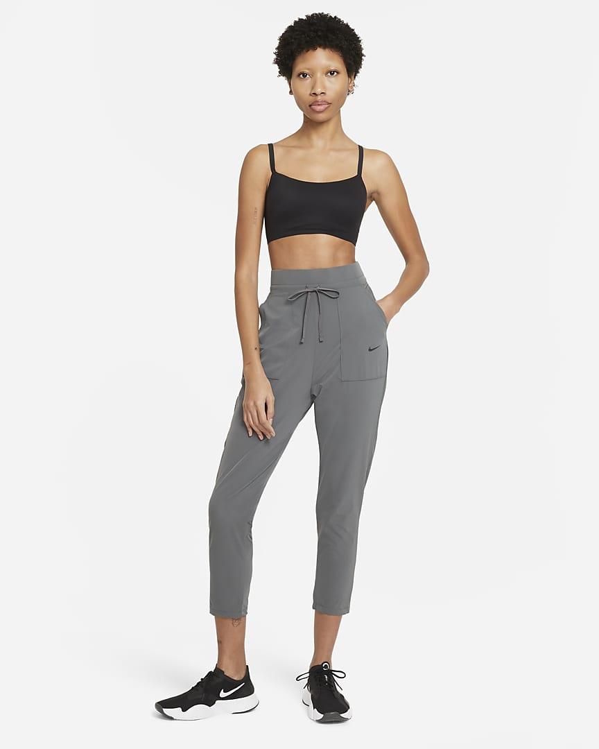 Nike Bliss Luxe Women\'s 7/8 Training Pants Iron Grey/Clear