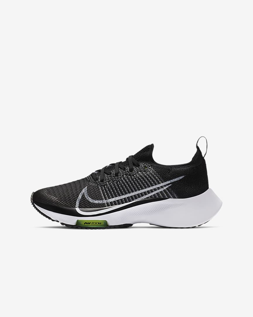 Nike Air Zoom Tempo Flyknit Big Kids Running Shoes
