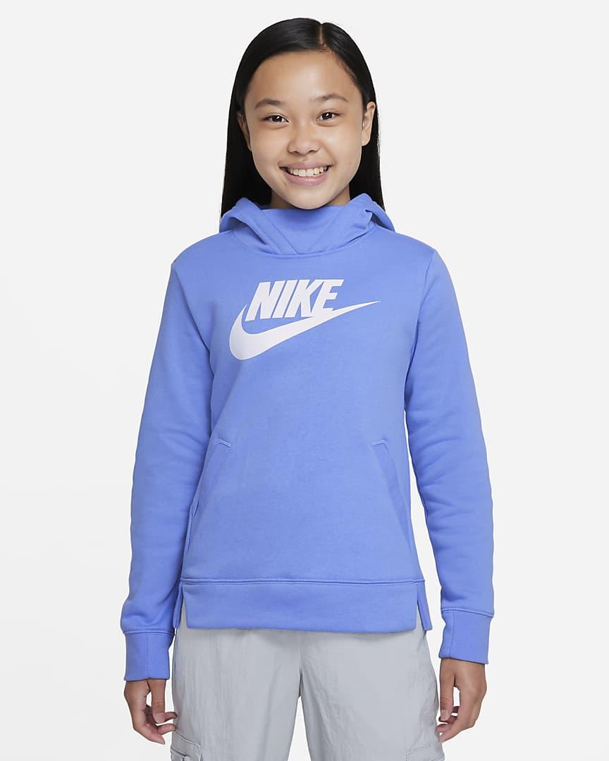Nike: Big Kids' Pullover Hoodie! .97 (REG .00) at Nike!