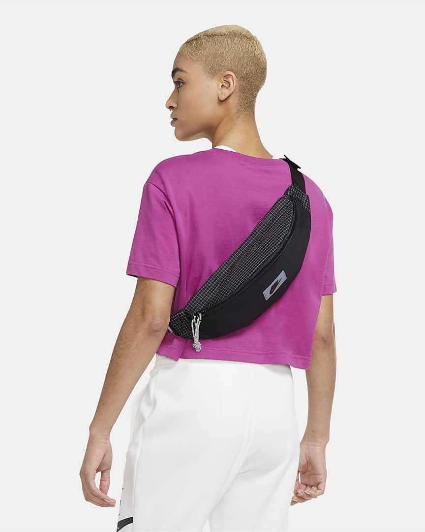 Nike Sportswear Heritage Hip Pack Black/Black/White
