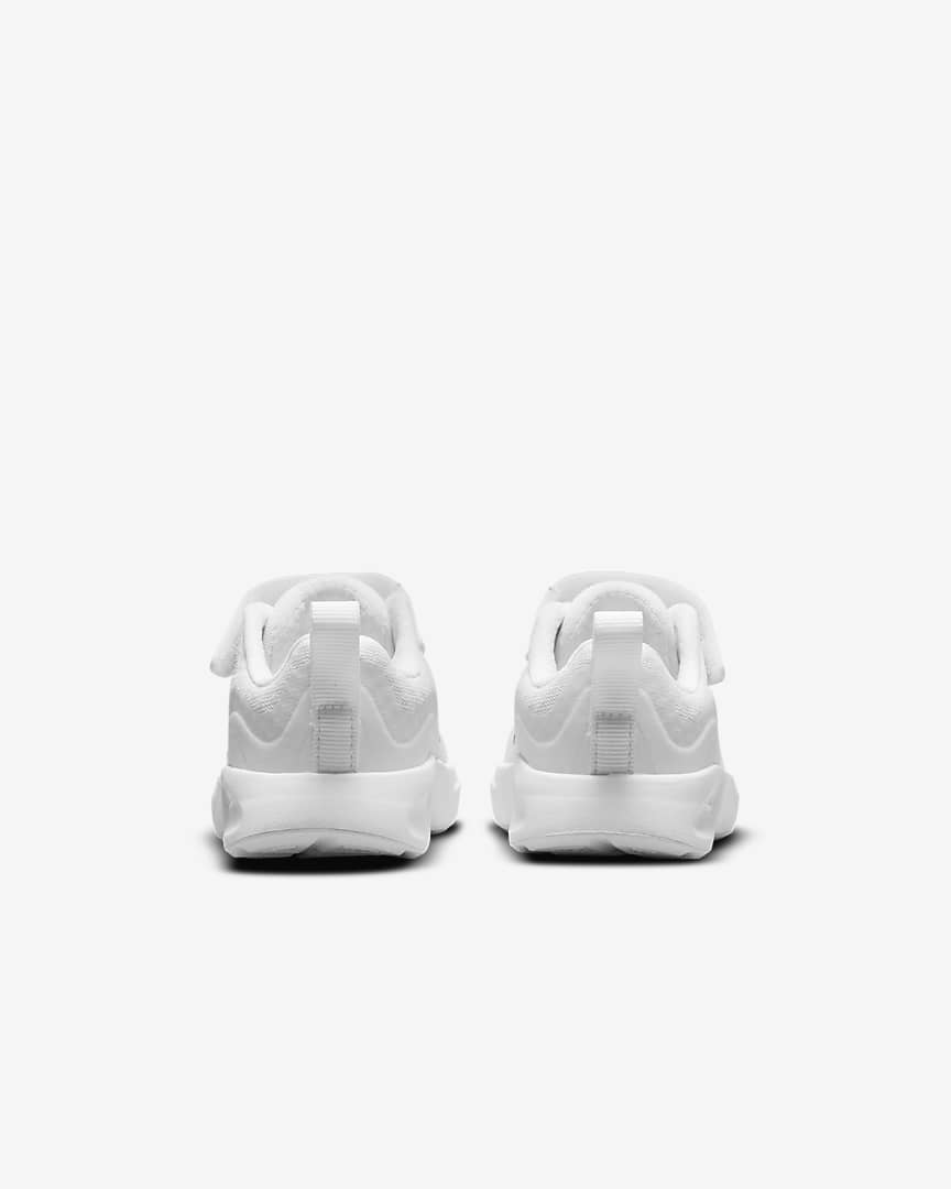Nike WearAllDay Baby/Toddler Shoes White/Black