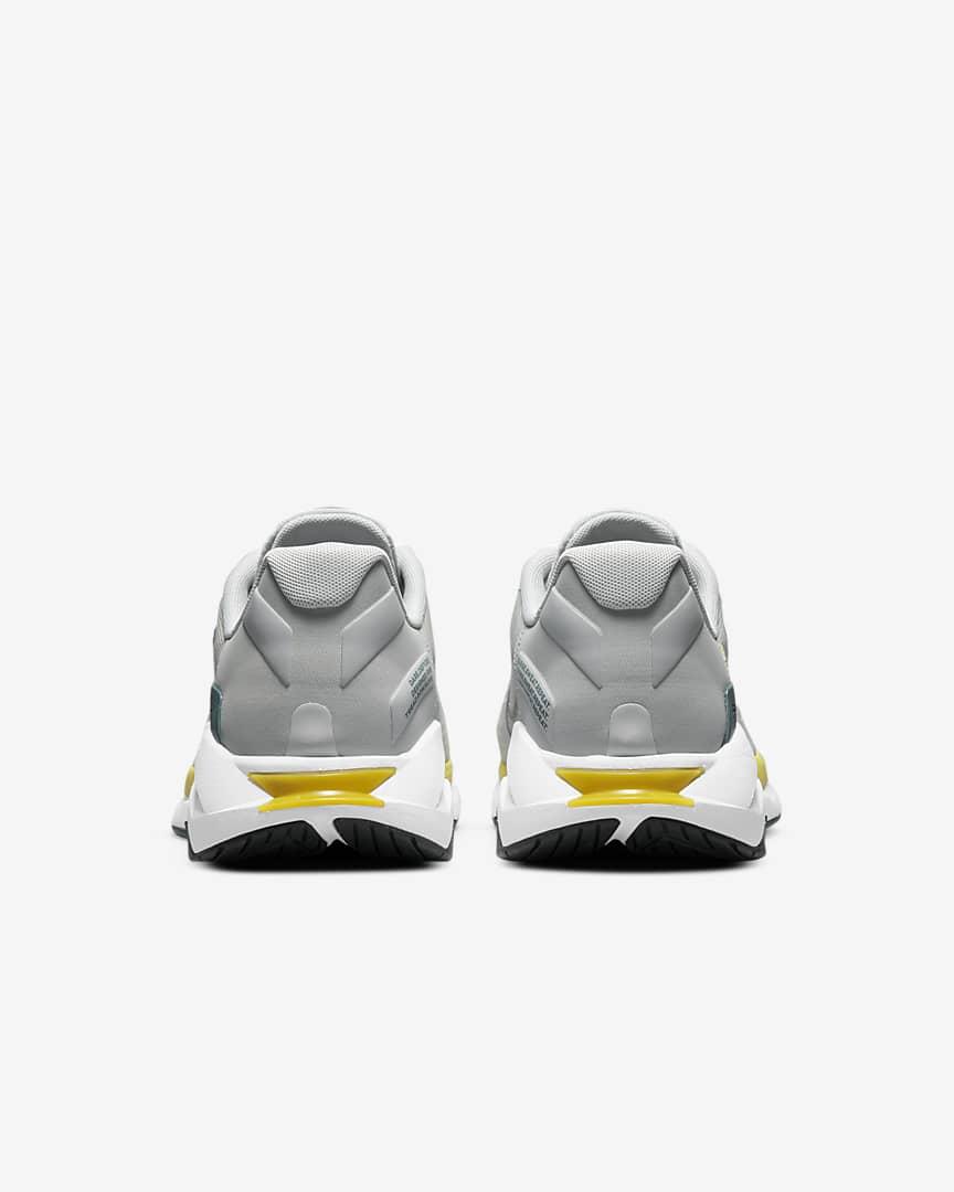 Nike ZoomX SuperRep Surge Men\'s Endurance Class Shoe Grey Fog/Bright Citron/Hasta/Dark Smoke Grey