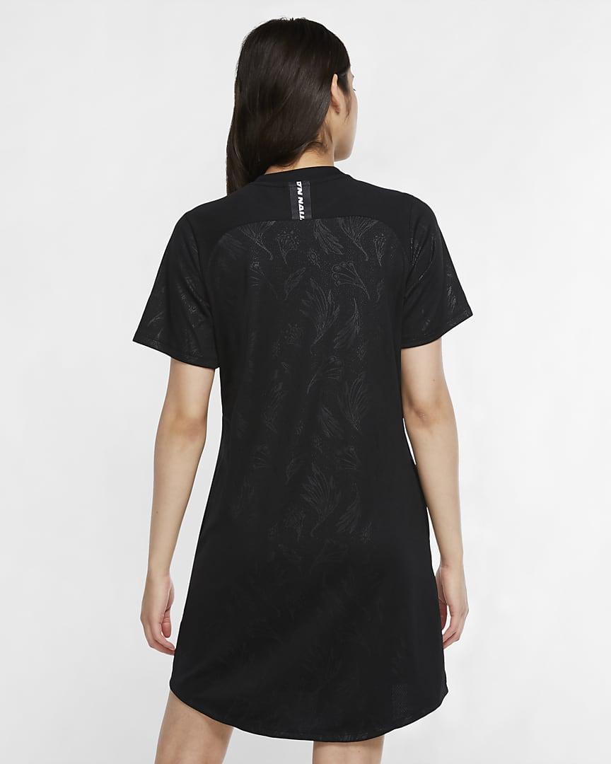 Nigeria Women\'s Jersey Soccer Dress Black