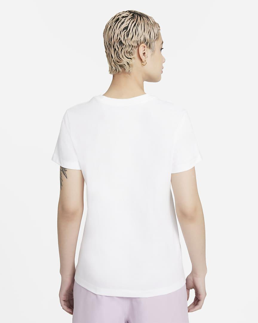 Nike Sportswear Women\'s T-Shirt White