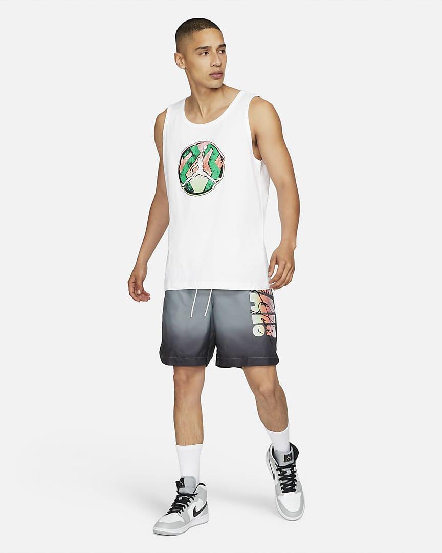 Jordan Sport DNA Men\'s Tank White