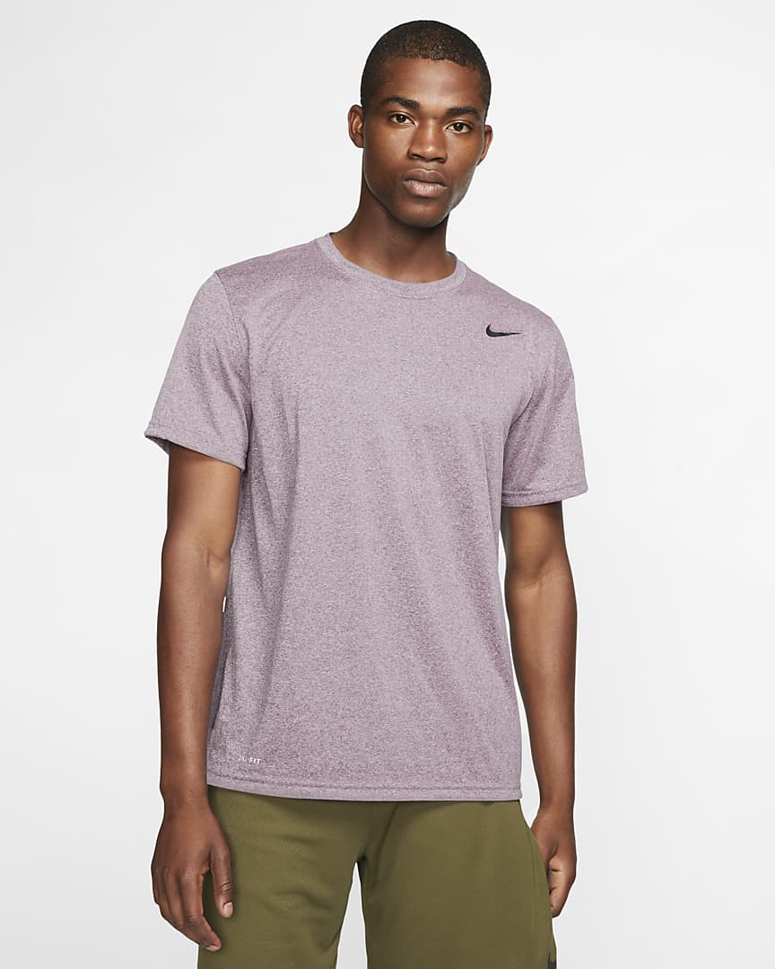 Nike Dri-FIT Legend Men\'s Training T-Shirt Champagne