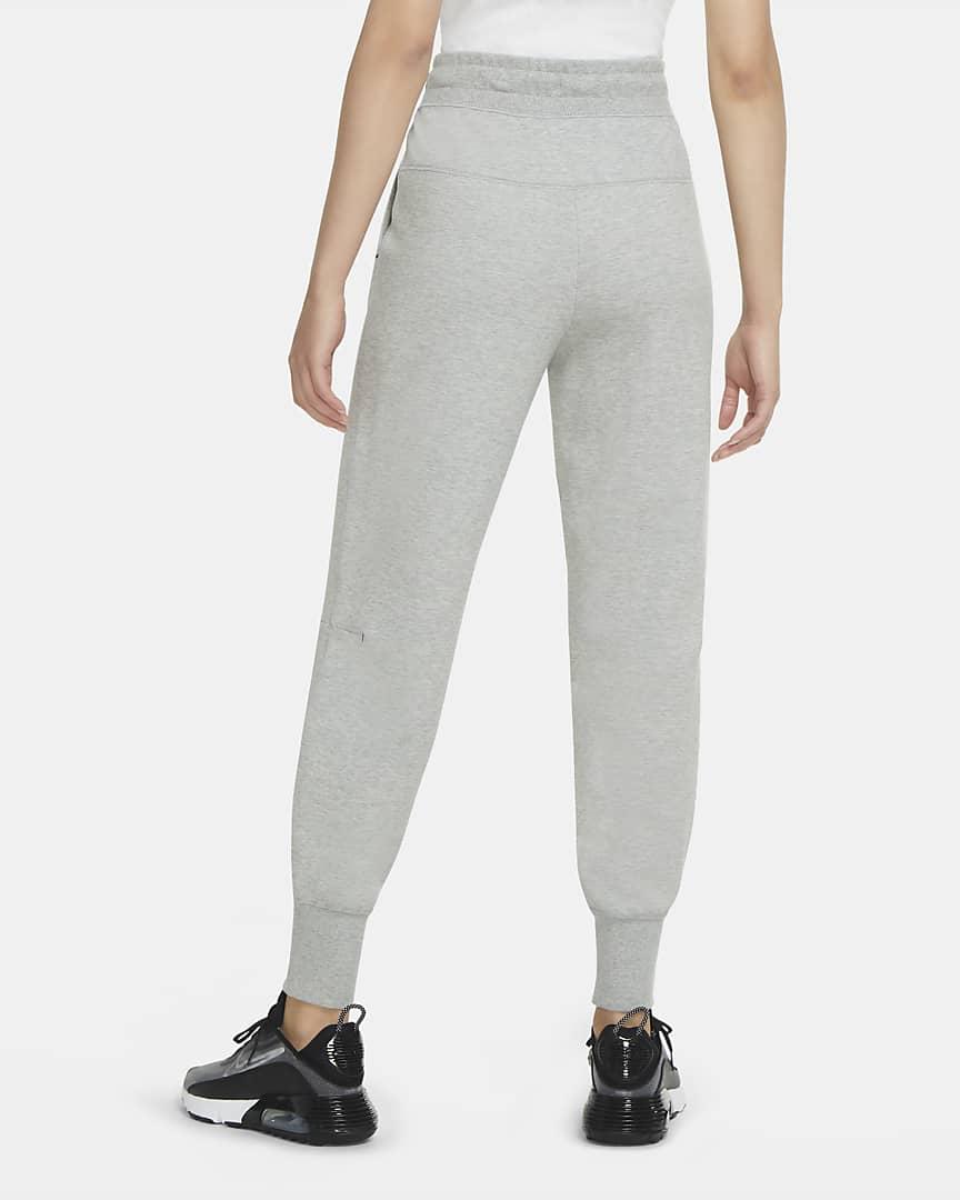 Nike Sportswear Tech Fleece Women\'s Pants Dark Grey Heather/Black