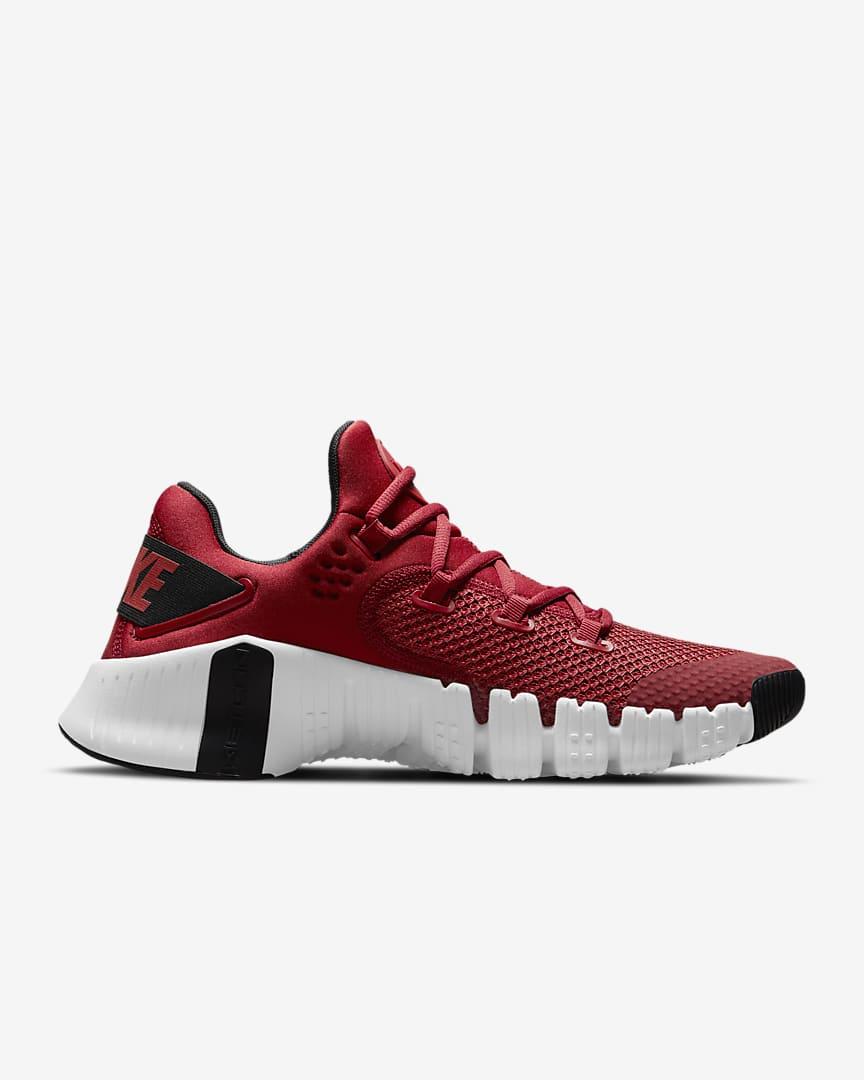 Nike Free Metcon 4 Training Shoe Team Crimson/Black/White/Team Crimson
