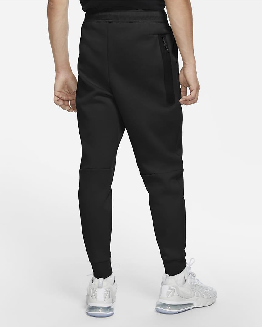 Nike Sportswear Tech Fleece Men\'s Joggers Black/Black