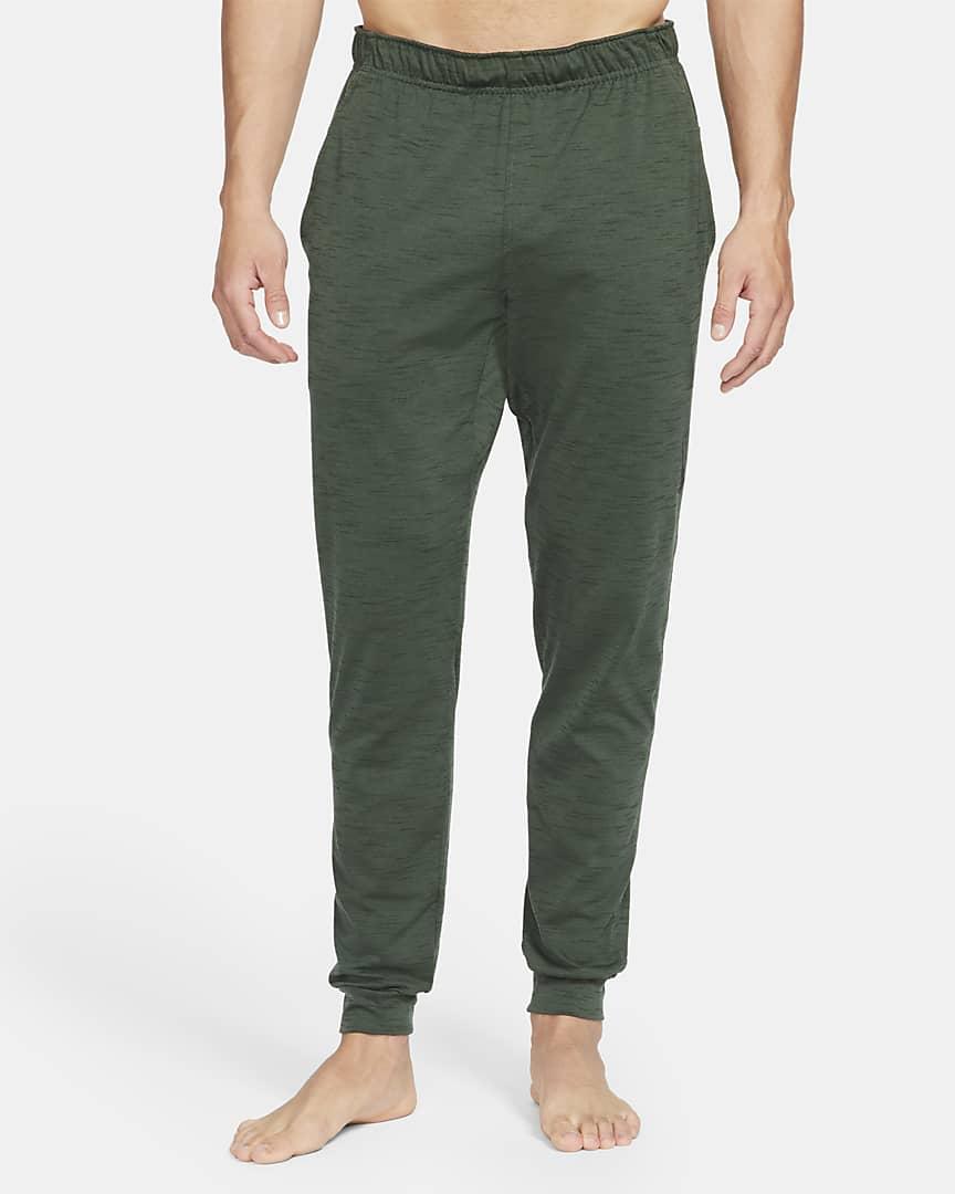Nike Yoga Dri-FIT Men\'s Pants Galactic Jade/Sequoia