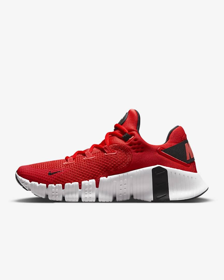 Nike Free Metcon 4 Training Shoe Chile Red/Magic Ember/White/Black