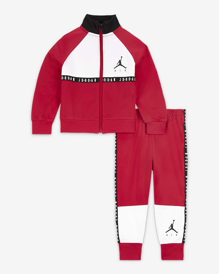 Jordan Toddler Tracksuit Very Berry