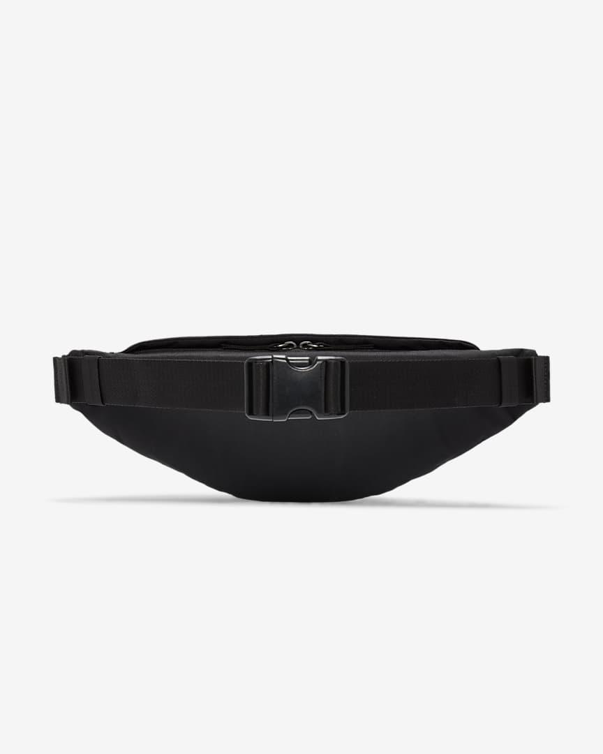 Nike F.C. Hip Pack Black/Black/Silver