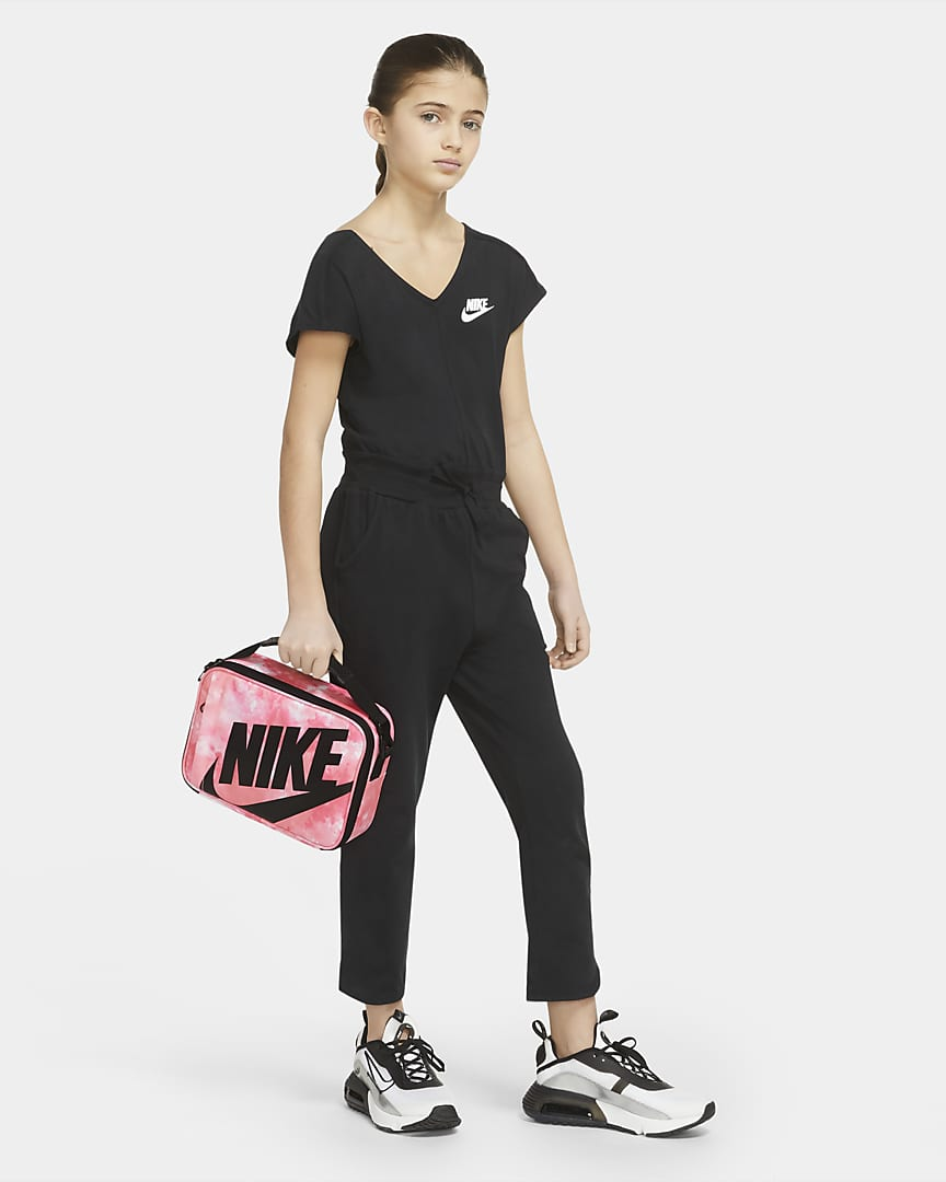 Nike Fuel Pack Lunch Bag Arctic Punch/Black