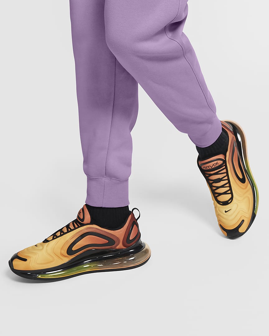 Nike Sportswear Club Fleece Joggers Violet Star/Violet Star/White