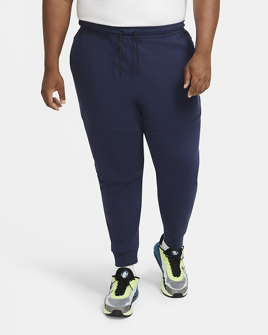 Nike Sportswear Tech Fleece Men\'s Joggers Midnight Navy/Black