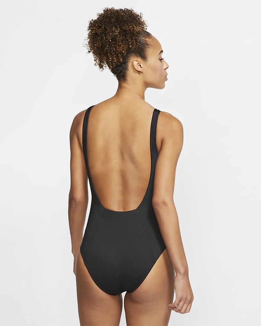 Nike Essential U-Back Women\'s 1-Piece Swimsuit Black